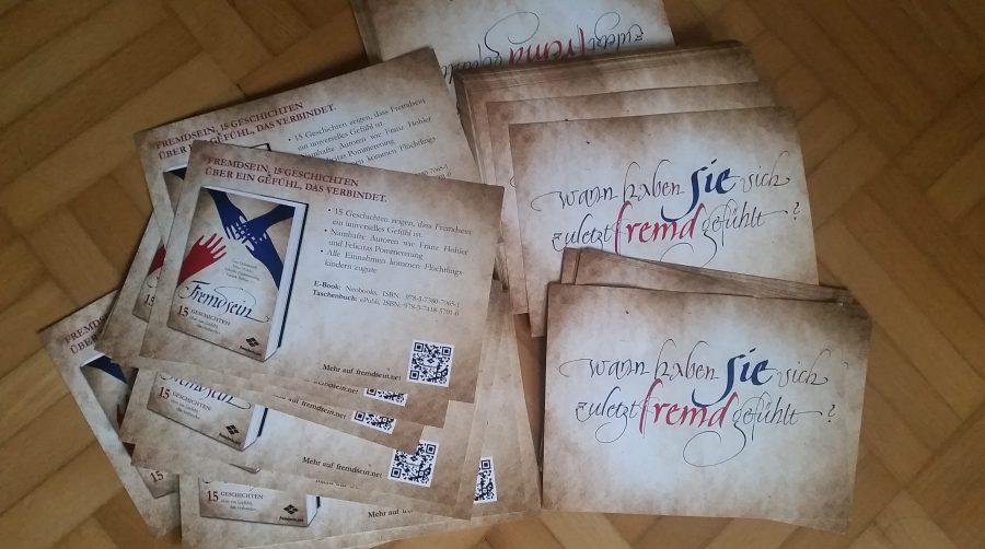 Fremdsein auf der Leipziger Buchmesse – mit Gratis-Exemplaren fürBuchblogger!