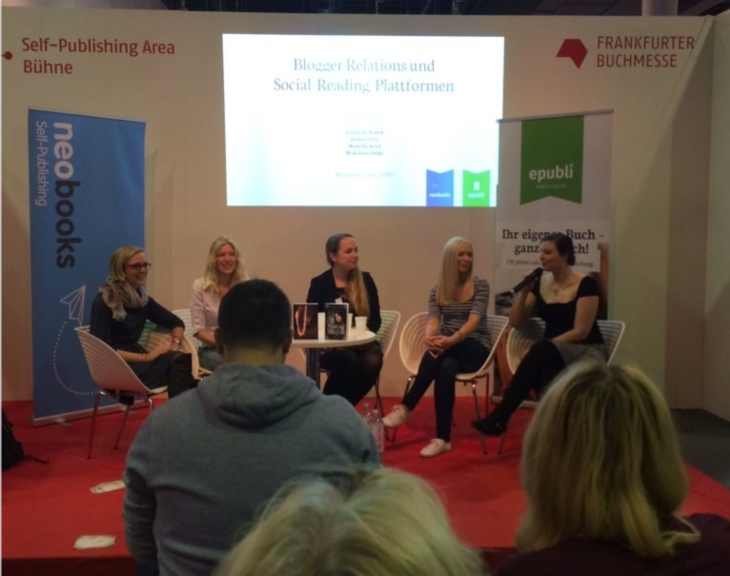 Buchmesse-Diskussion